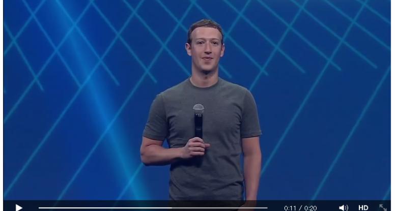 マーク・ザッカーバーグ,Mark Elliot Zuckerberg